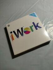 iWork '09 Family Pack for Apple Mac MB943Z/A Pages Numbers Keynote