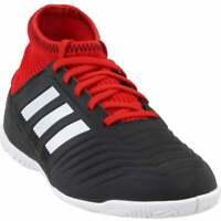 adidas Predator Tango 18.3 Indoor Junior  Casual Soccer  Cleats Black Boys -