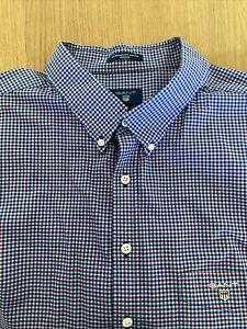 Gant shirt 3xl short sleeve