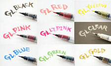 Kuretake ZIG Wink of Stella Glitter Brush Pen, Choose Your 3 colours