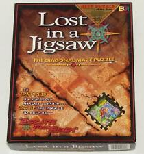 """BUFFALO GAMES """"Lost in a Jigsaw Escape From Eden"""" The Diagonal Maze Puzzle"""