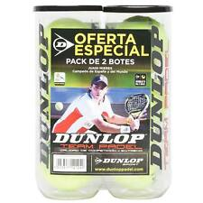 Dunlop pelotas Pádel Bipack Team Padel CMP