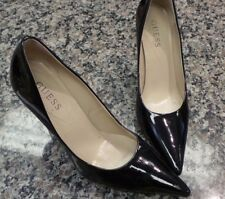 GUESS HIGH HEEL SHOES SIZE 8M  BLACK    DNT3  BY8F
