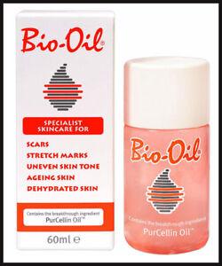 New BIO-OIL SPECIALIST SKINCARE FOR STRETCH MARK SCAR UNEVEN SKIN TONE 60 ml