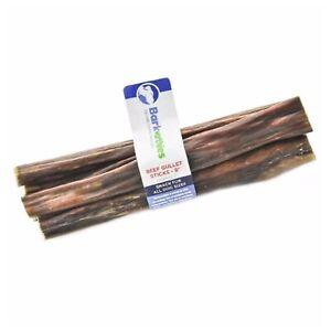 Barkworthies Beef Gullet Sticks 6 inch | 5 Sticks | All Natural Dog Chews