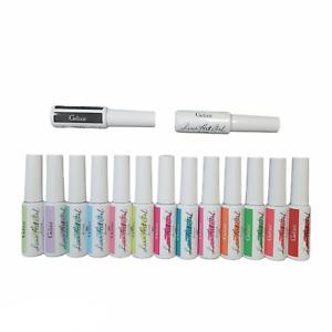 Gelixir Line Art Gel 8 mL/0.27 oz Gel Art Color Professional Use *Pick ur Color
