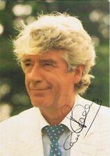Rudi Carrell (1934-2006), sign. AK