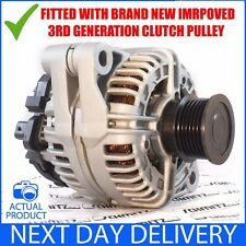FITS VAUXHALL VECTRA C MK2 1.9 CDTi 2008-2012 GENUINE 120AMP BOSCH ALTERNATOR