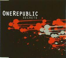 Maxi CD ONEREPUBLIC-Secrets - #a2465 - RARE