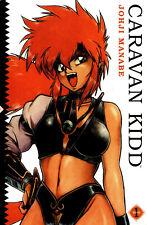 Caravan Kidd Band #1 - Manga - Tsunami Comics - Rarität