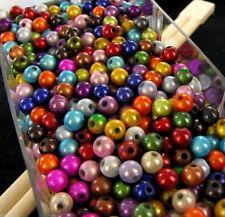 Diverses perles de couleur