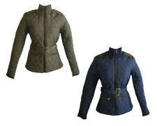 Cappotti e giacche da donna blu con Cerniera Taglia 40