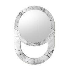 Glammar Unbreakable Salon Mirror White Marble