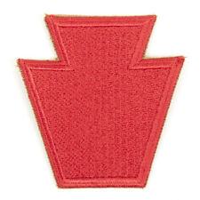 U.S. WWII 28th Infantry Division Shoulder Patch - Keystone