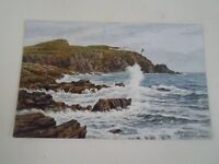 A R QUINTON Postcard 3390 MAUGHOLD HEAD, Ramsey, Isle of Man §A2769