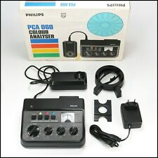 Philips PCA 060 Electronic Timer & Programmable Color Analyzer 110-220V Complete