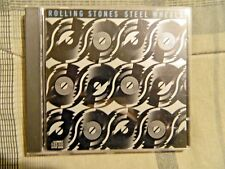 Steel Wheels by The Rolling Stones (CD, Jul-1994, Mick Jagger, Keith Richards)