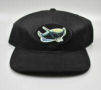 Tampa Bay Devil Rays Twins Enterprise MLB Vintage 90s Snapback Cap Hat - NWT
