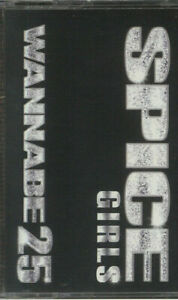 Spice Girls - Wannabe 25 - Limited Edition Music Cassette *NEW & SEALED*
