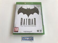 Batman The Telltale Series - Microsoft Xbox One - PAL FR - Neuf Sous Blister