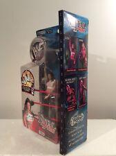 MOC WWF WWE Fatal 4 Way Lita Action Figure 2001