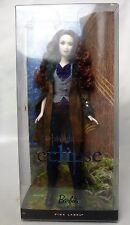 Saga Crepúsculo Eclipse Muñeca Barbie Collector Pink Label victoria Menta en caja desgastada