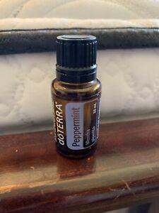 doTERRA Peppermint Essential Oil - 15ml