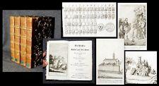 1819-29 Donauwörth Wittelsbacher Bibliothek Schloss Tegernsee Königsdorfer