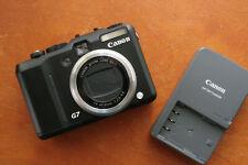 Canon PowerShot G7 10.0MP Digital Camera!! Nice!! Clean!  Works Great!!!!