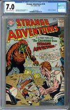 Strange Adventures #170 CGC 7.0
