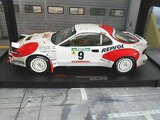 TOYOTA Celica ST185 Rallye Portugal 1992 #9 Alen Kivimäki Repsol IXO NEW 1:18