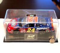 Jeff Gordon #24 1999 DuPont Monte Carlo 1/24 Revell Collection Club with case