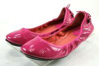 Cole Haan Maria Sharapova $90 Women's Ballet Flats Size 9.5 Hot Pink