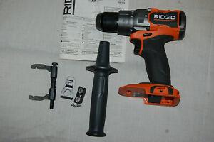 RIDGID Brushless 18V  1/2 Hammer Drill / Driver R86115 No RESERVE R86115B