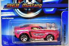 HOT WHEELS 2006 1968 MUSTANG #128 PINK