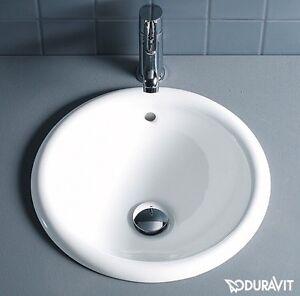 Duravit Architec Fully Inset Vanity Countertop Basin 400mm 031840000 40cm