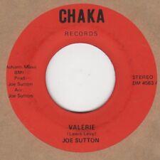 Joe Sutton Valerie Chaka DM 4563 Soul Northern Motown
