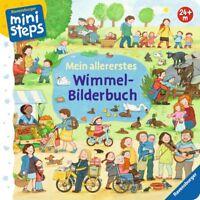 Mein allererstes Wimmel-Bilderbuch ** ministeps 24+m ** Ravensburger