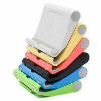 Samsung Tablet Phone Universal Stand Mount Cell LG Desk Cradle Holder iPhone For