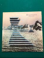 Renaissance Prologue Vinyl LP Dated 1972