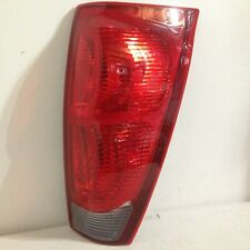 2002 2003 2004 2005 2006 Chevy Avalanche Right Passenger Side Tail Light Shiny