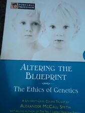 Altering the Blueprint: The Ethics of Genetics by Alexander McCall Smith AudioCD