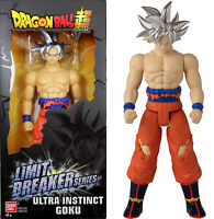 "Dragon Ball Super ~ 12"" ULTRA INSTINCT GOKU Action Figure ~ Limit Breaker Series"