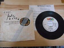 """7"""" POP Tanita Tikaram-Good tradizione (2) canzone WEA WARNER + presskit"""