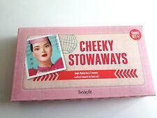 Benefit Cheeky Stowaways Hoola Bronzer Puder Blush Mascara EyelinerTravelset NEU