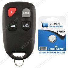 Replacement for Mazda 2001-2005 Miata 2001-2002 Millenia Remote Car Key Fob