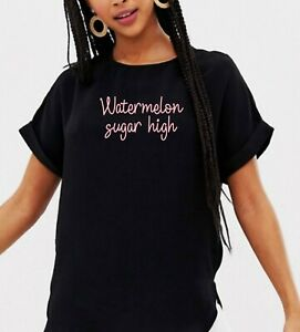 Harry styles T-Shirt Watermelon Sugar High  Inspired 2021 Tour Fashion