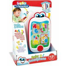 BABY CLEMENTONI BABY SMARTPHONE 6-36 MESI GIOCO PRIMA INFANZIA T16