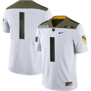 Army Black Knights Nike Dri-Fit Football Jersey NWT 1st Calvary Division