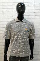Polo Uomo REPLAY Taglia 2XL Maglia Manica Corta Maglietta Shirt Man Casual